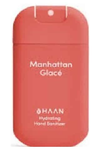HAAN HYDRATING HAND SANITIZER MANHATTAN GLACE