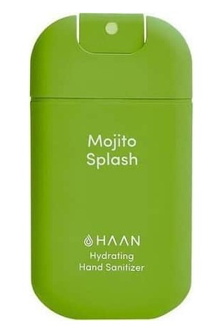 ΑΠΟΛΥΜΑΝΤΙΚΟ ΧΕΡΙΩΝ HAAN HYDRATING HAND SANITIZER MOJITO SPLASH