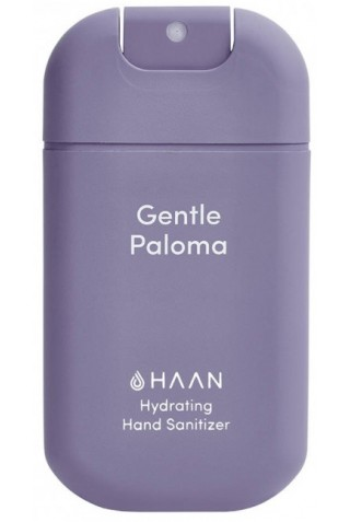 ΑΠΟΛΥΜΑΝΤΙΚΟ ΧΕΡΙΩΝ HAAN HYDRATING HAND SANITIZER GENTLE PALOMA