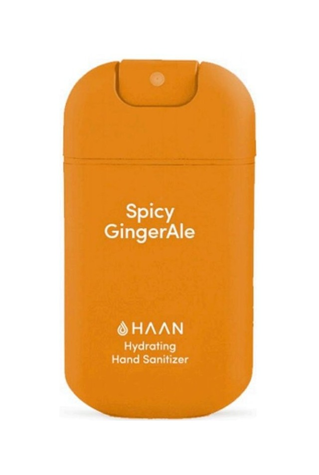 HAAN HYFRATING HAND SANITIZER SPICY GINGERALE