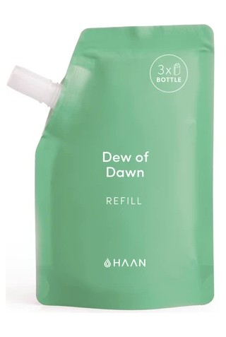 HAAN REFILL P100ML SANITIZER STD DD GREEN