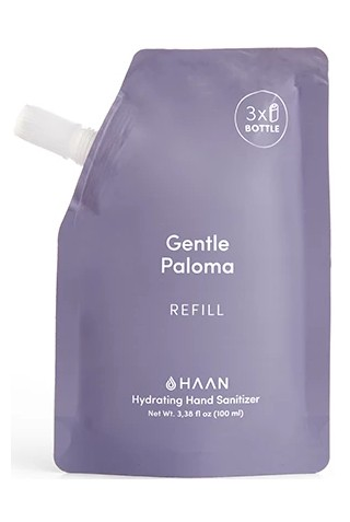 HAAN REFILL P100ML SANITIZER GENTLE PALOMA