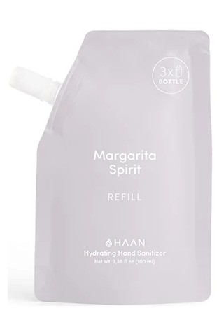 HAAN REFIL P100ML SANITIZER MARGARITA SPIRIT