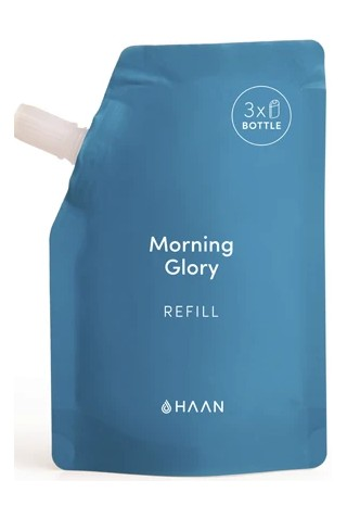 HAAN REFILL P100ML SANITIZER MG BLUE