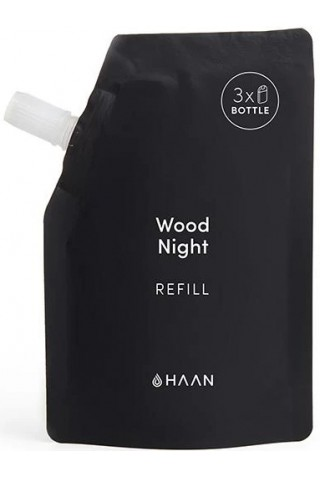 HAAN REFILL P100ML SANITIZER WN BLACK