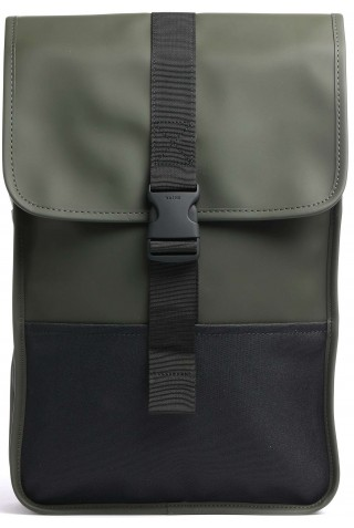 ΣΑΚΙΔΙΟ ΠΛΑΤΗΣ RAINS 1370/03 BUCKLE BACKPACK MINI GREEN