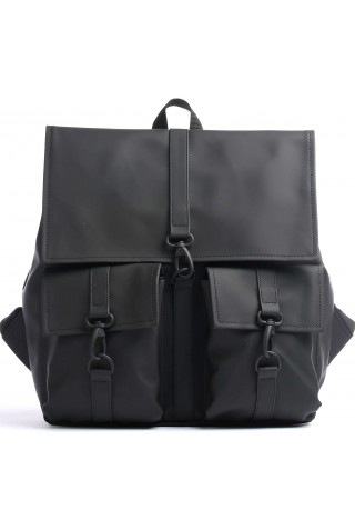 ΣΑΚΙΔΙΟ ΠΛΑΤΗΣ RAINS 1374/01 MSN CARGO BACKPACK BLACK