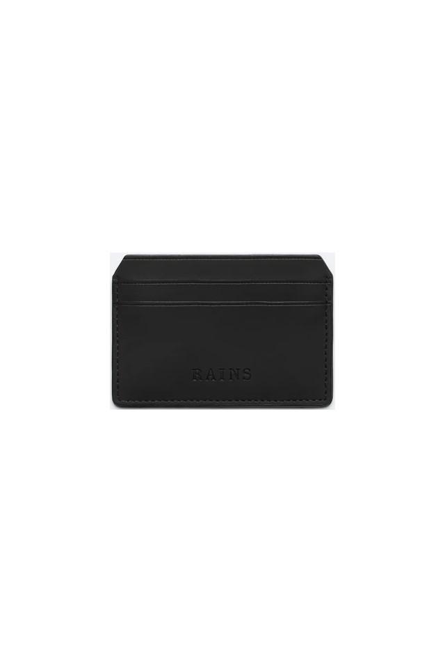 RAINS 1624/01 CARD HOLDER BLACK