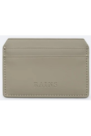 RAINS 1624/17 CARD HOLDER TAUPE