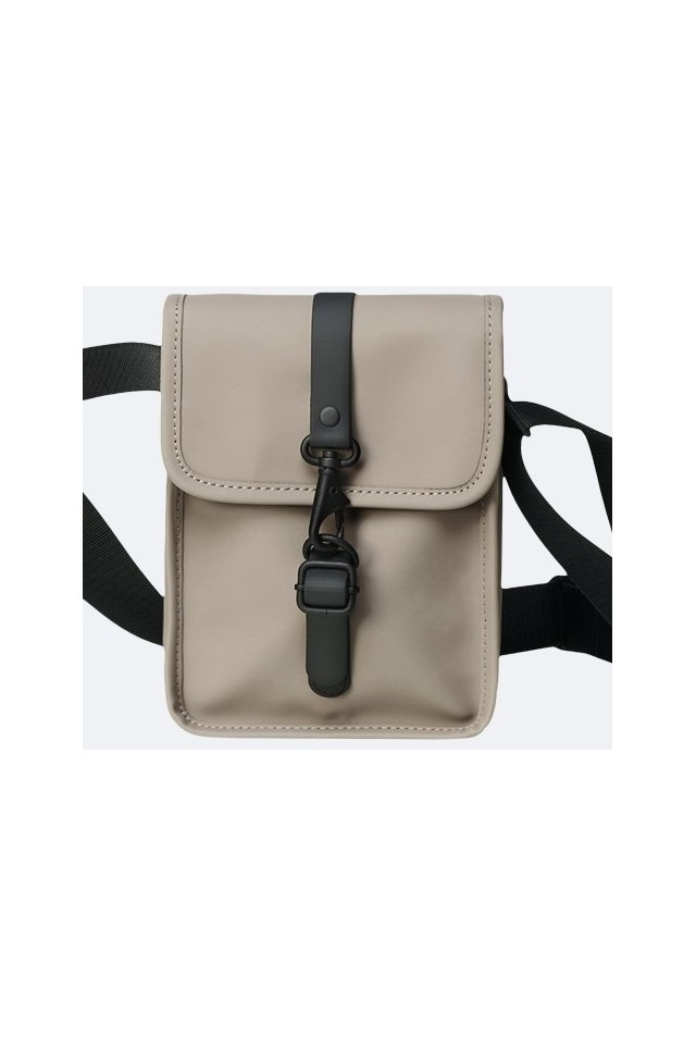 RAINS 1309/17 FLIGHT BAG TAUPE
