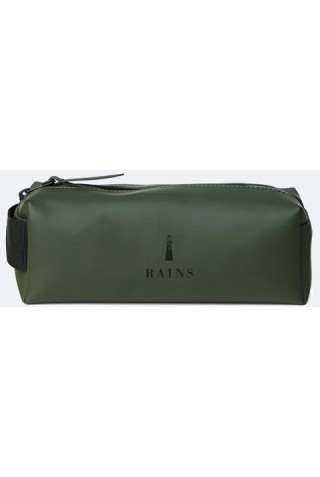 RAINS 1663/03 PENCIL CASE GREEN