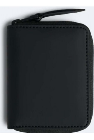 RAINS 1627/01 SMALL WALLET BLACK