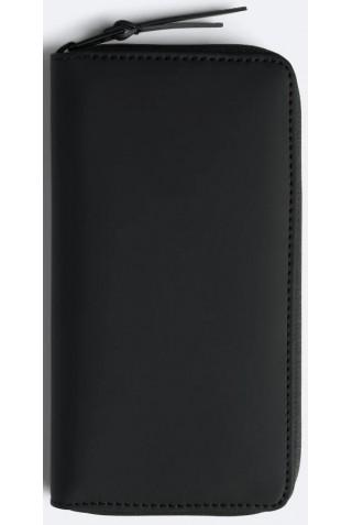 RAINS 1626/01 WALLET BLACK