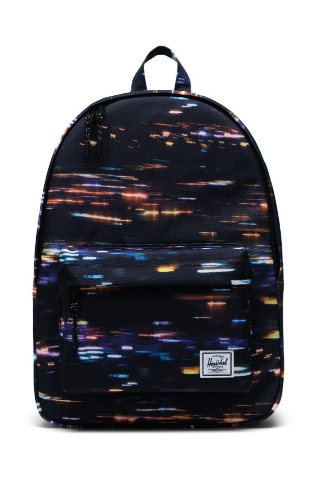HERSCHEL 10500-04469-OS CLASSIC BACKPACK NIGHT LIGHTS