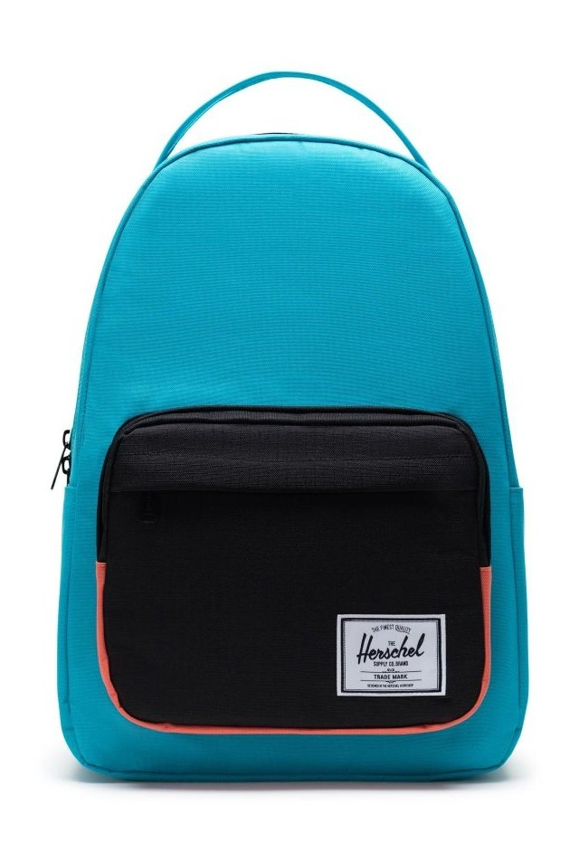HERSCHEL 10789-044461-OS MILLER BACKPACK BLUEBIRD BLACK EMBERGLOW
