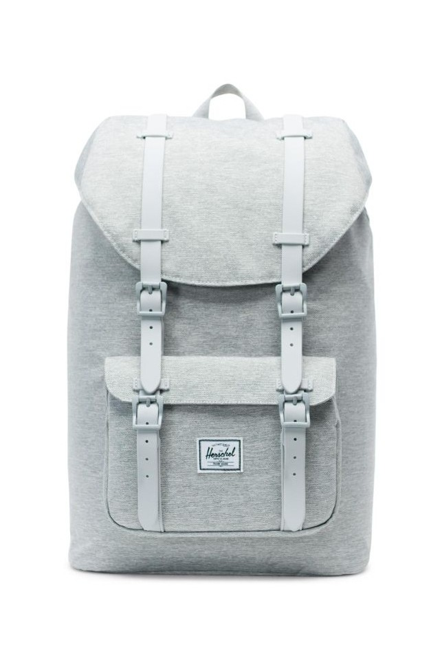 HERSCHEL 10020-02041-OS LITTLE AMERICA MID LIGHT GREY X