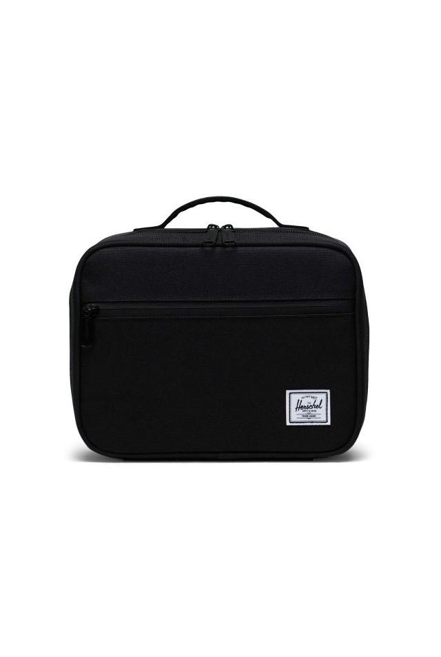 HERSCHEL 10227-00001-OS POP QUIZ LUNCH BOX BLACK