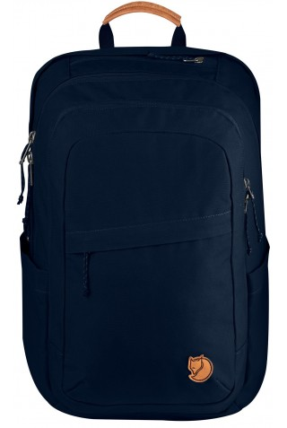 FJALLRAVEN 26052-560 RAVEN BACKPACK NAVY 28L