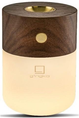 GINGKO G017WT SMART DIFFUSER LAMP WALNUT
