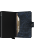 ΜΙΝΙ ΠΟΡΤΟΦΟΛΙ SECRID MCr-BLUE MINIWALLET CRUNCH BLUE