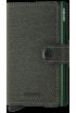 ΜΙΝΙ ΠΟΡΤΟΦΟΛΙ SECRID MTw-GREEN MINIWALLET TWIST GREEN
