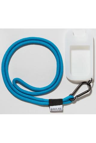 ΑΞΕΣΟΥΑΡ HAAN LARNYARD HANGER & POCKET BLUE