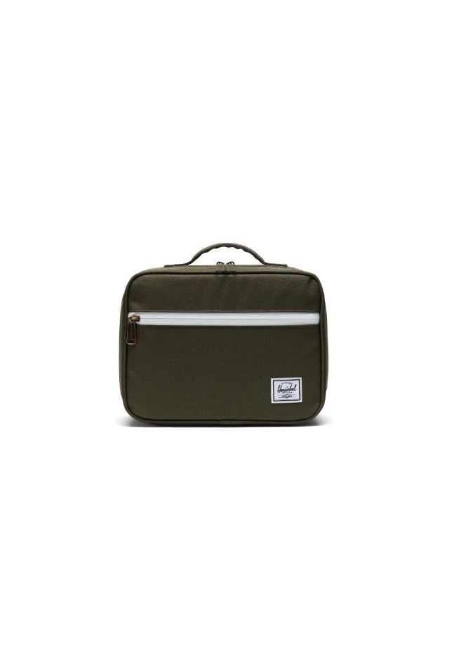 HERSCHEL 10227-04281-OS POP QUIZ LUNCH BOX IVY GREEN