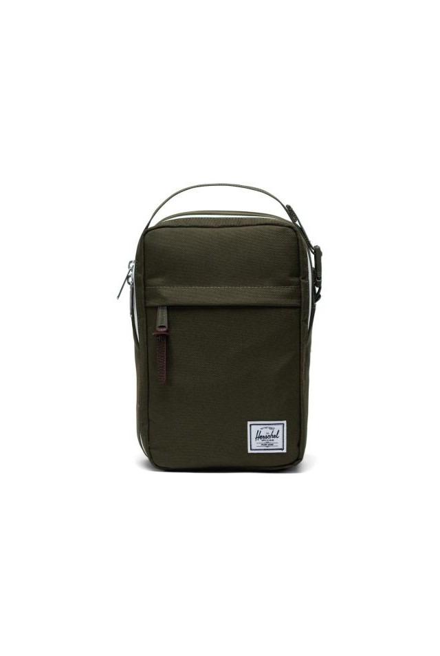HERSCHEL 10837-04281-OS CHAPTER CONNECT TRAVEL KIT Ivy Green