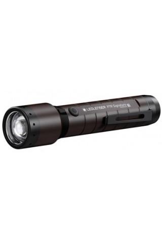 ΦΑΚΟΣ LED LENSER 502190 P7R SIGNATURE BLACK
