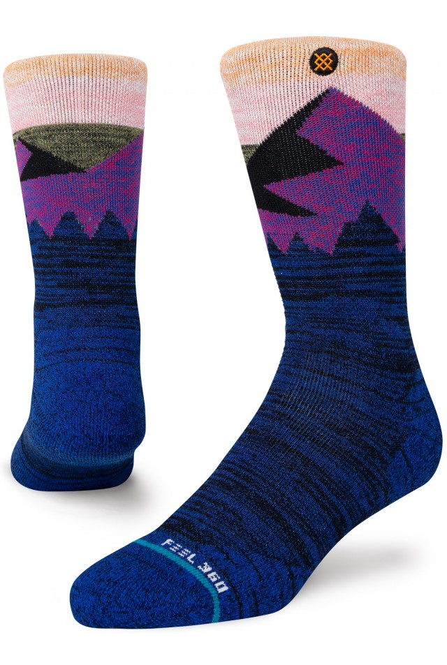 STANCE A588A20DIC DIVIDE ST MULTI CREW SOCK