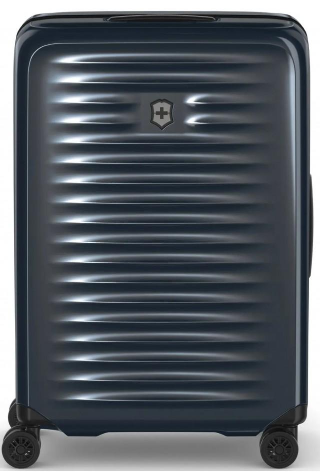 VICTORINOX AIROX MEDIUM HARDSIDE CASE 610924 DARK BLUE