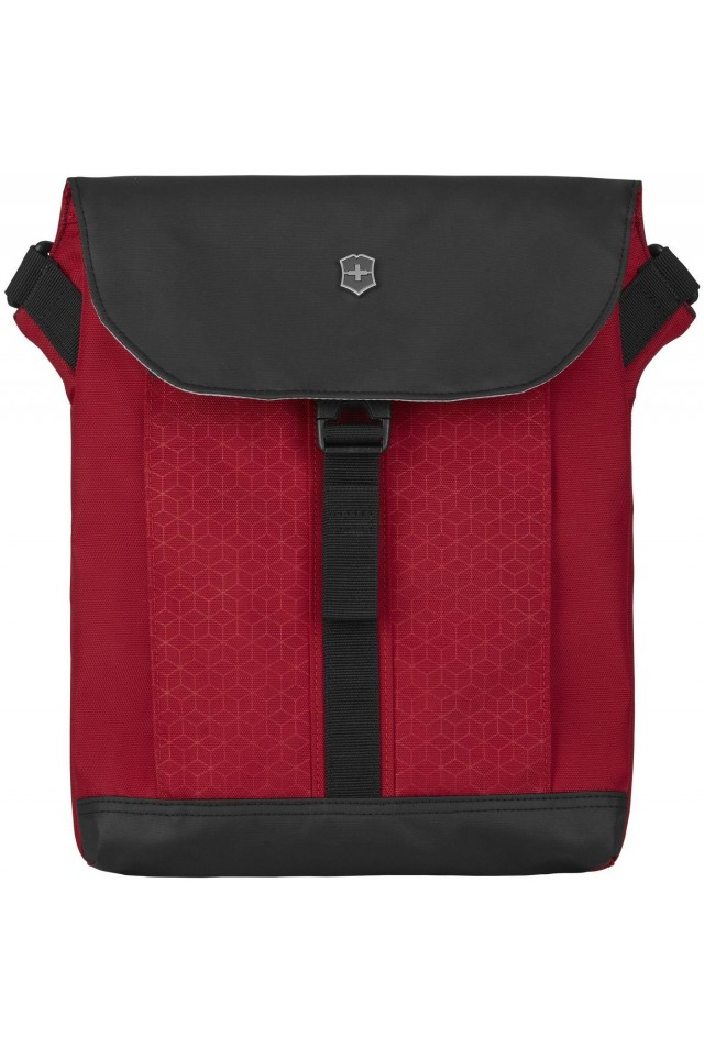 VICTORINOX ALTMONT ORIGINAL FLAPOVER DIGITAL BAG 606753 RED