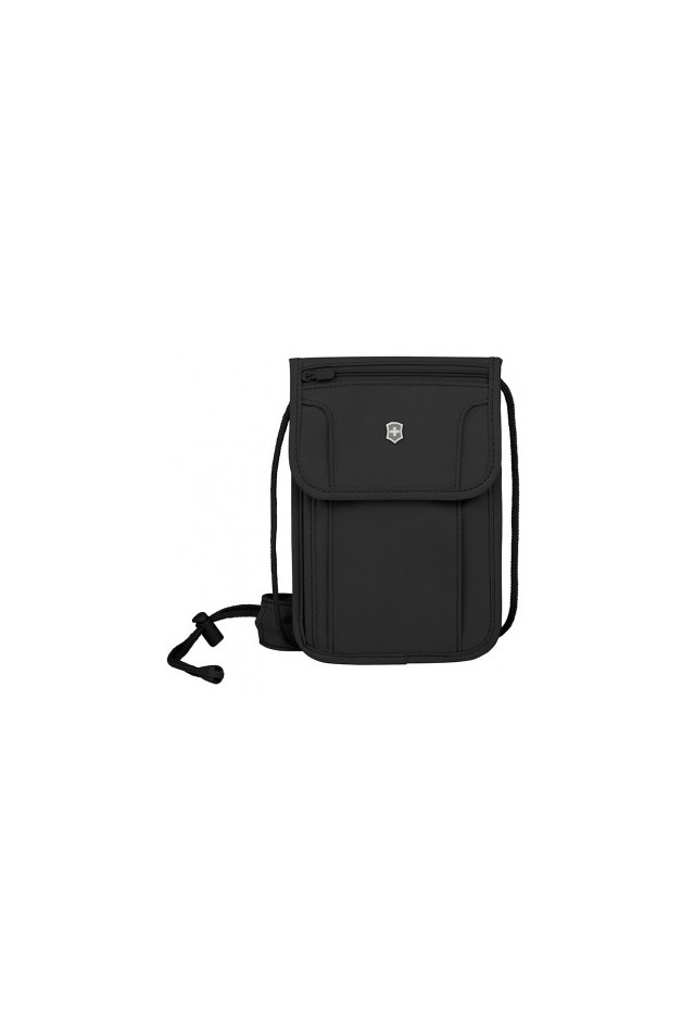 VICTORINOX DELUXE CONCEALED SECURITY POUCH 610603 BLACK