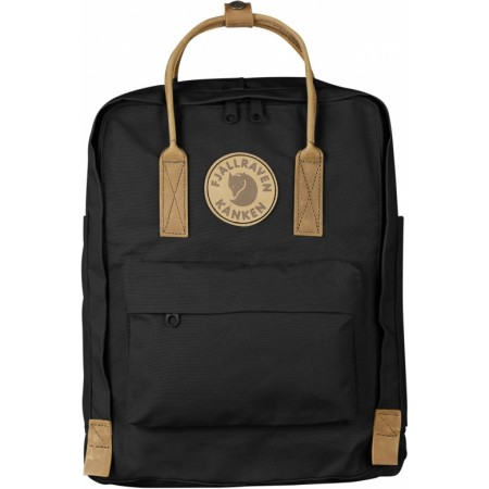ΣΑΚΙΔΙΟ ΠΛΑΤΗΣ FJALLRAVEN 23565-550 KANKEN BACKPACK No2 16L BLACK