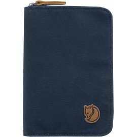 FJALLRAVEN 24220-560 PASSPORT WALLET NAVY